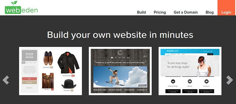 webeden-website-builder