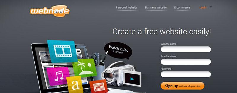 webnode-website-builder
