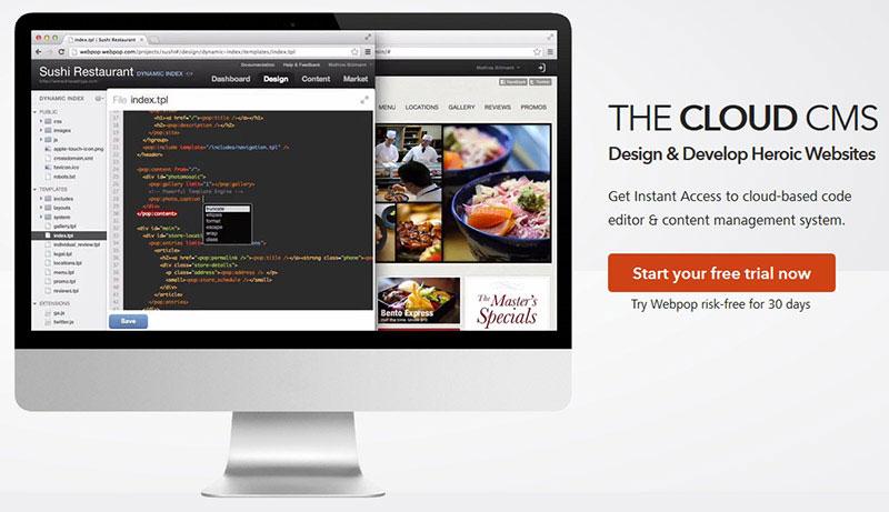 webpop-website-builder