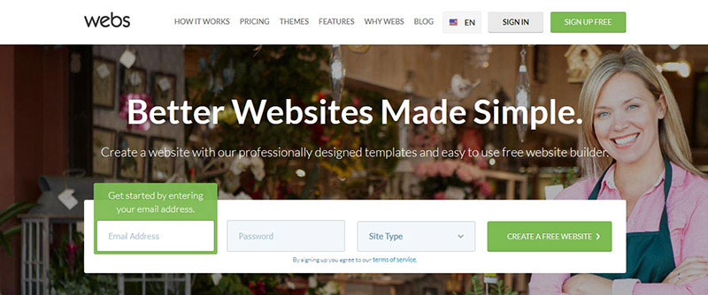 webs-website-builder