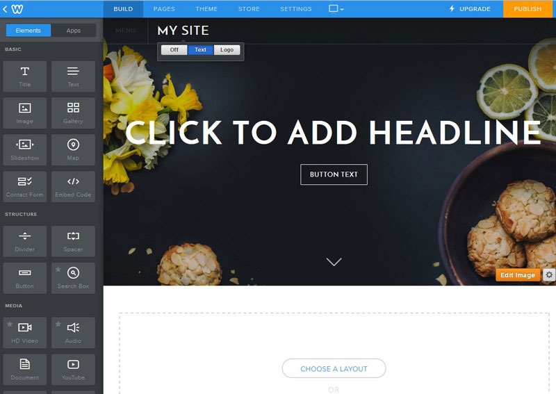 weebly-editor