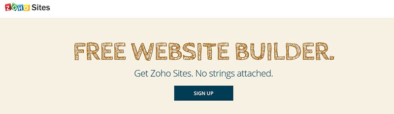 zoho-website-builder