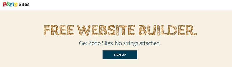 zoho-website-builder