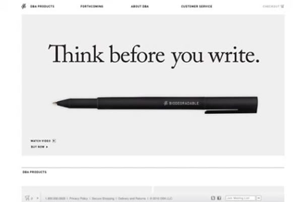 an inspirational collection of creative headline and taglines