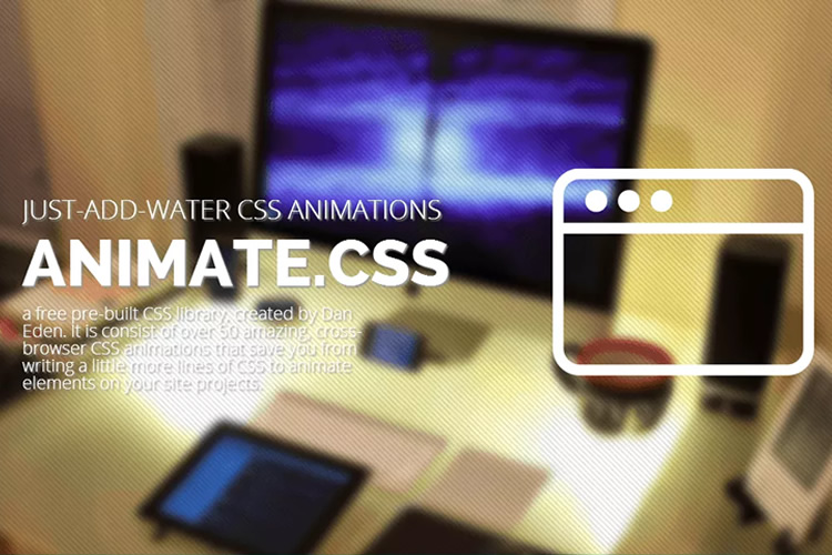 how to create animation in css