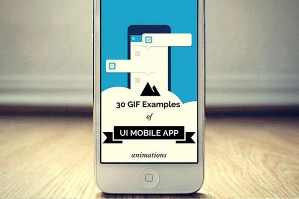 30 Inspiring Animated Examples of Mobile UI Interactions