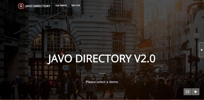 Javo Directory WordPress Theme