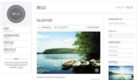The 50 Best Free WordPress Themes