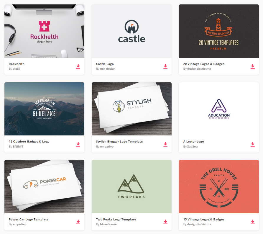 50 Fantastic Letter Based Logo Designs For Inspiration 1stwebdesigner