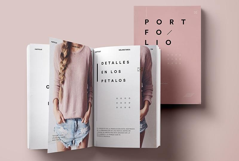 Portfolio Booklet by Iara Grinspun