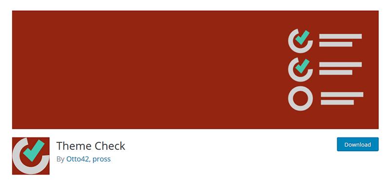 Theme Check