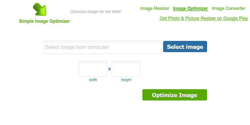 Simple Image Optimizer