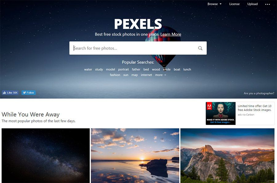the 10 best sites to find completely free stock photos 1stwebdesigner