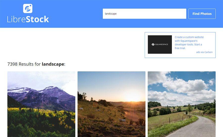 librestock photos