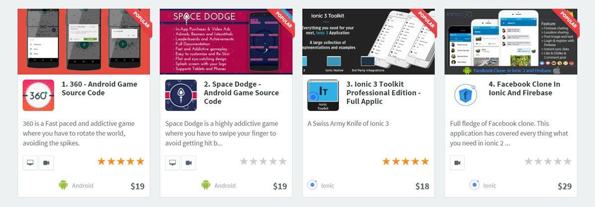 codester homepage