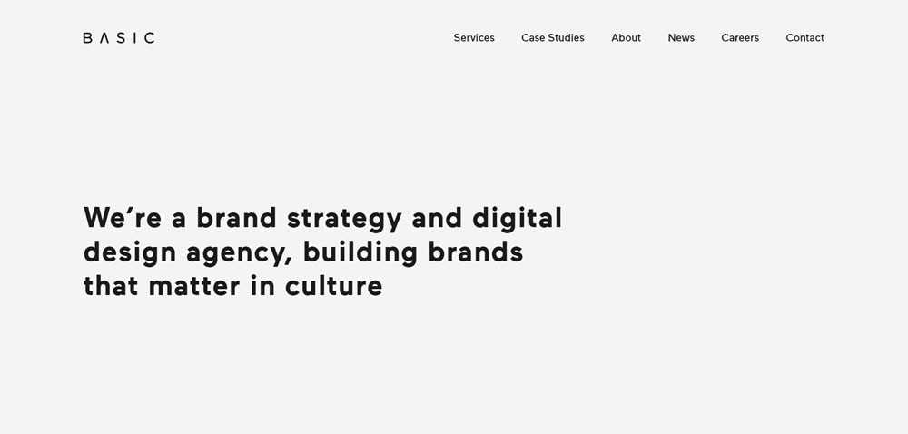 whitespace web design