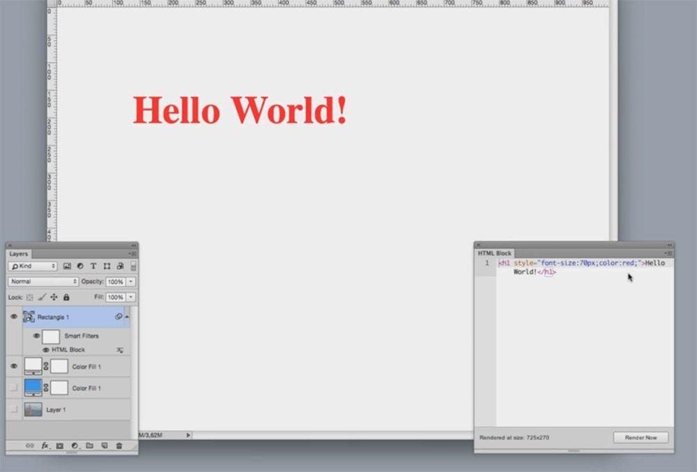 block html plugin