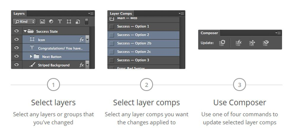 photoshop composer plugin
