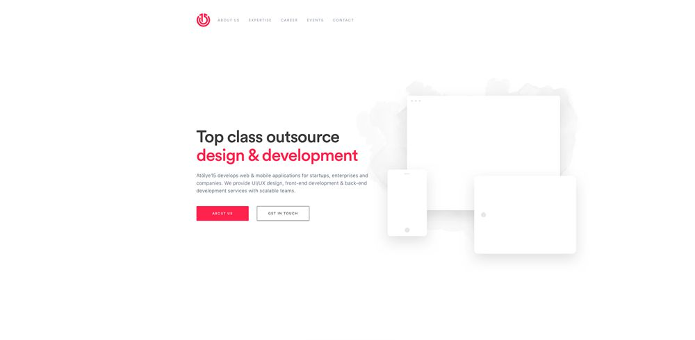 drop shadow design trend web ATOLYE15