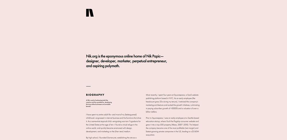 Design Trends Portfolios Web Designers