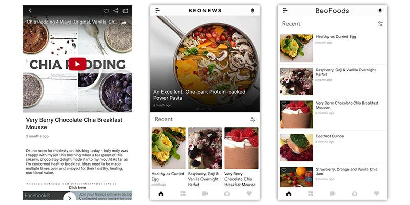 10 Powerful All-in-One iOS Mobile App Templates - 1stWebDesigner