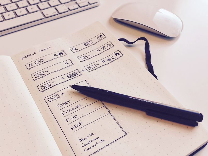 15 Beautiful Examples of Mobile App Wireframes - 1stWebDesigner