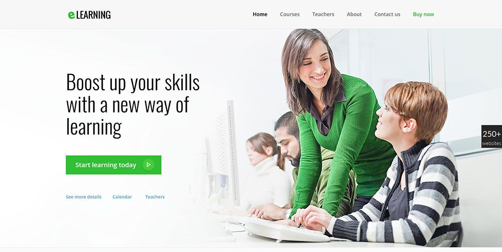 For clients who sell online courses: Be eLearning