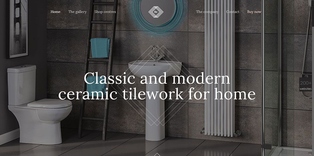 For interior designers and architects: Be Tiles