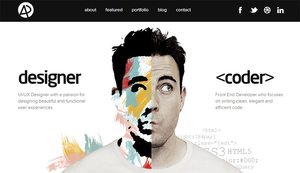 Web Developer Designer Portfolio