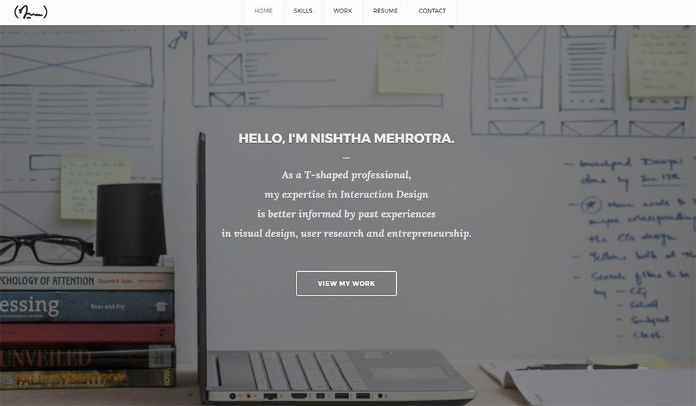 12 Incredible UX Designer Portfolio Sites - 1stWebDesigner