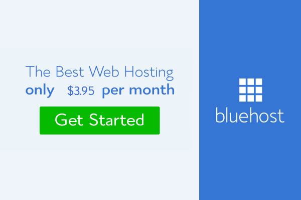 Powerful BlueHost Web Hosting from Only $3.95 per Month