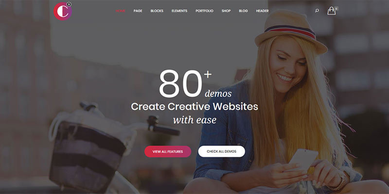 Composer WordPress Theme is a Great Foundation for Any Type of Website