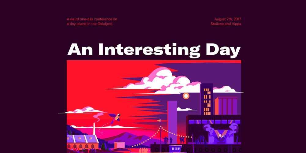 An Interesting Day Motion Design in Web Design