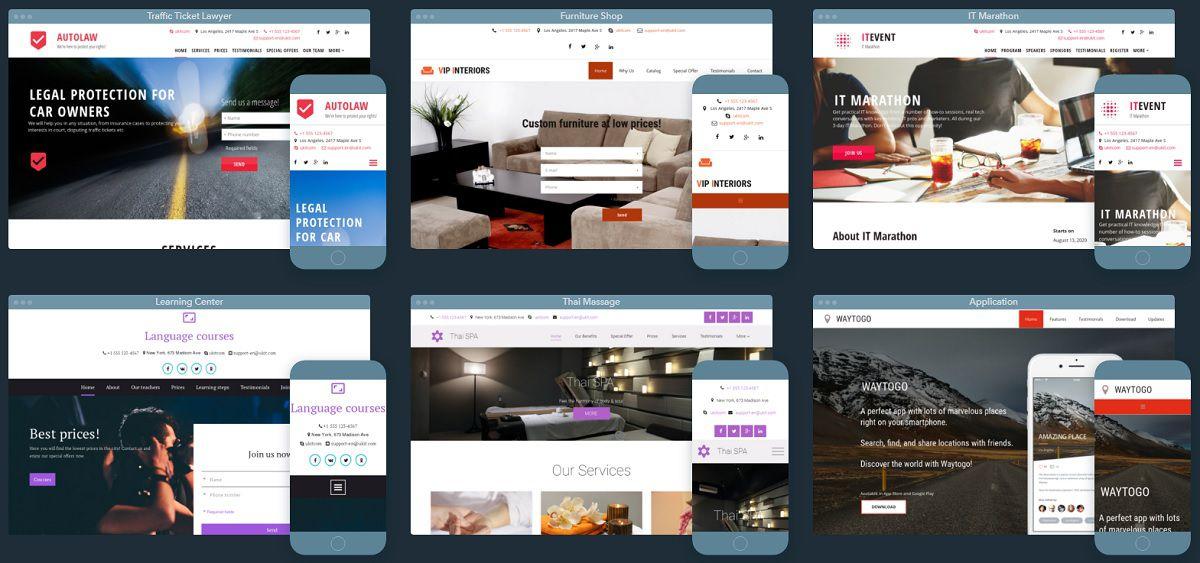 5 services to create a responsive website   1stwebdesigner