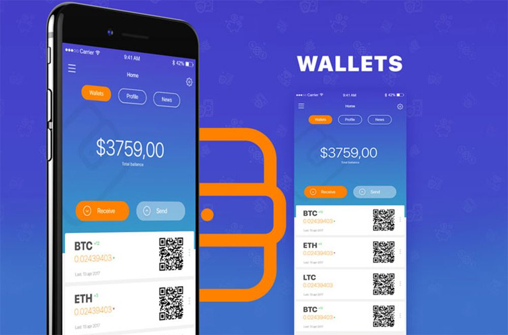 xd freebie wallet app