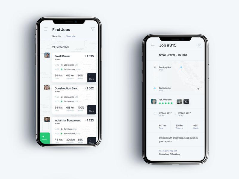 Application for Riders Creative Interpretations iOS