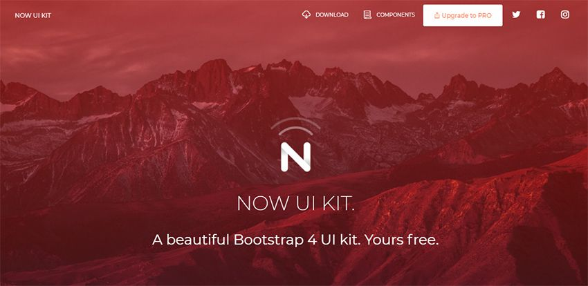 now ui kit framework