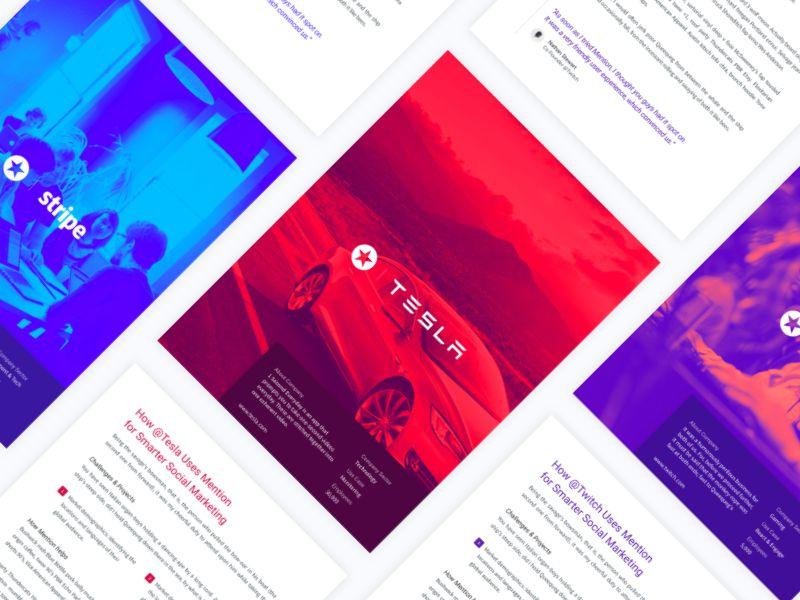 10 inspiring examples of branding presentation design - 1stwebdesigner, Powerpoint templates