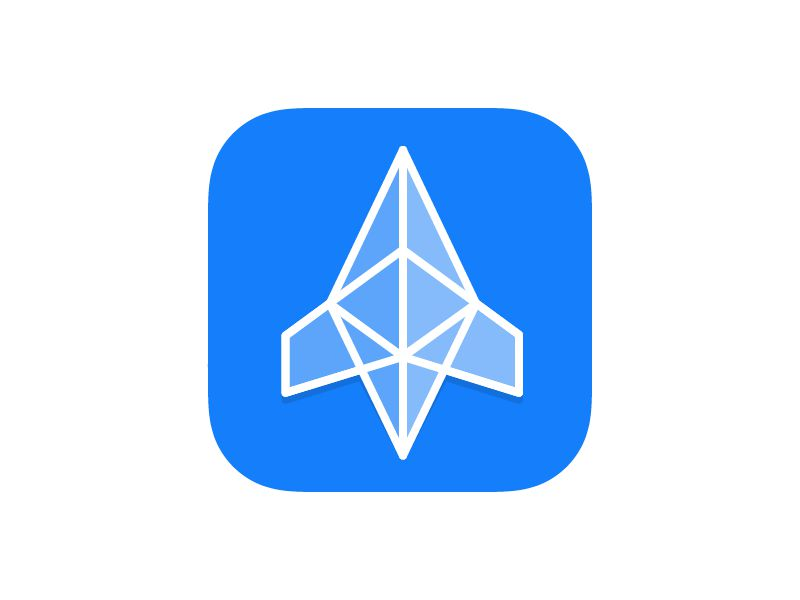 Cryptonaut iOS 11 App Icons inspiration