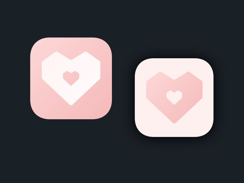 App for Moms to be iOS 11 App Icons inspiration