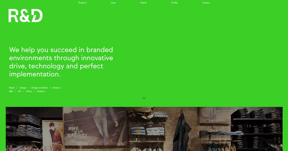 Web Design Agency Sites Inspiration