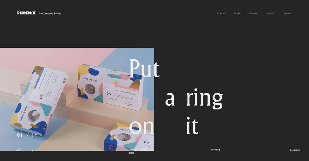 10 beautifully designed web design agency sites for