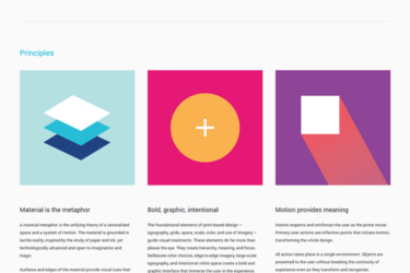 Everything You Need to Know About Google's Material Design
