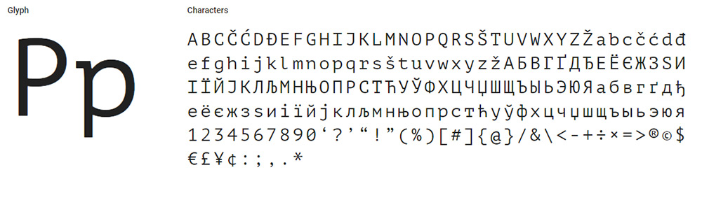 10 Best Free Monospaced Fonts For Code Snippets - 1stWebDesigner
