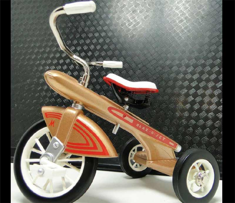 Tricycle Trike 1960s