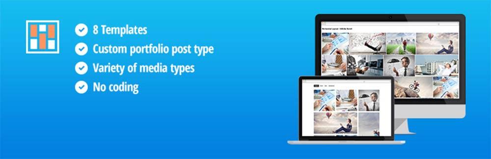 Top 10 Free WordPress Portfolio Plugins - 1stWebDesigner
