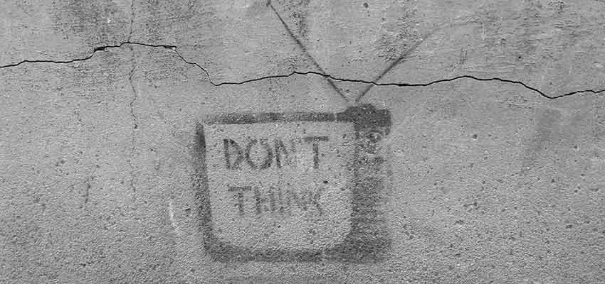 Don't Let Small Things Fester