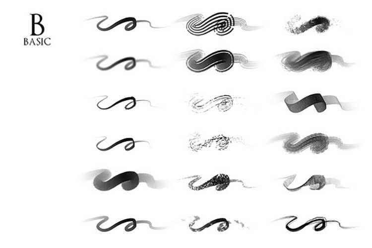 10 Free High-Quality Photoshop Brush Packs - 1stWebDesigner