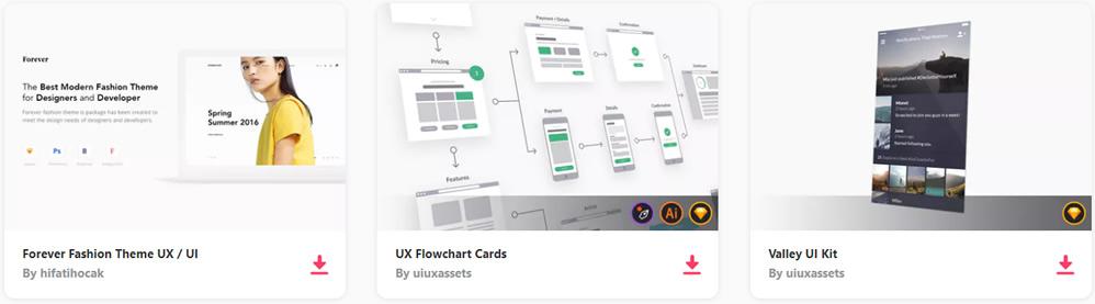 12 incredible ux designer portfolio sites 1stwebdesigner