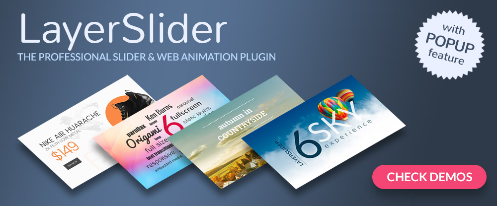 LayerSlider WordPress Plugins 2018